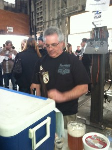 Brewmaster Brandy of Ambacht Brewing