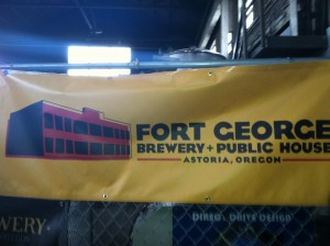 Fort George Brewery Banner