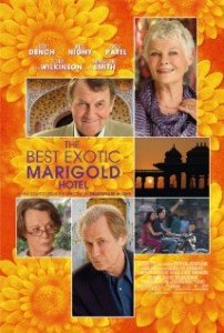 The Best Exotic Marigold Hotel -- Movie Poster