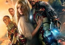 Iron Man 3 Movie Poster--Marvel