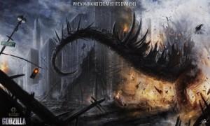 Legendary Picture's Godzilla 2014