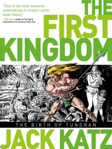 The First Kingdom Vol. 1
