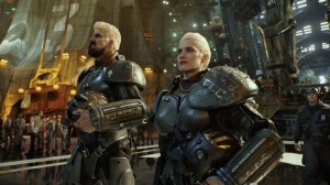 Cherno Alpha team Official Stills from Pacific Rim Facebook Page