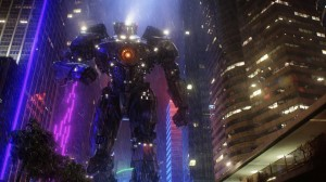 Gipsy Danger from the Official Stills on the Pacific Rim Facebook Page