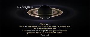 In Saturn's Rings