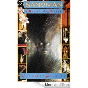Sandman Kindle Cover via Amazon