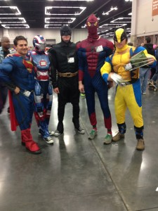 RCCC Cosplayers
