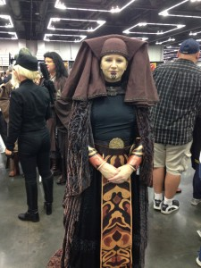 RCCC Star Wars Cosplayer