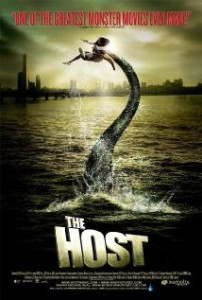 Movie Poster for The Host IMDB