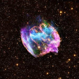 Black Hole Chandra X-Ray Observatory NASA