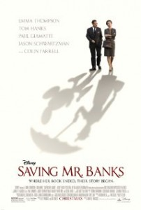 Saving Mr. Banks Promotional Poster