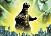 Godzilla's Revenge DVD Cover