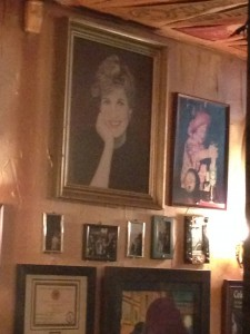Picture taken inside the Horse Brass Pub