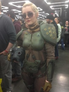 Cherno Alpha Cosplay at Portland Comic Con