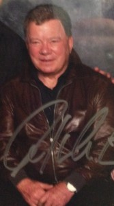 William Shatner Portland Comic Con 2014