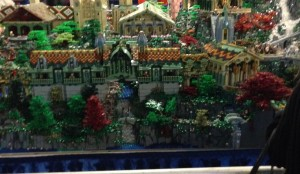 Lego Rivendale
