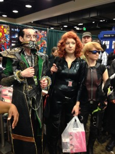 ECCC2014 Loki & Black Widow