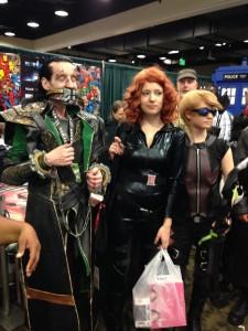 ECCC2014 Loki & Black Widow