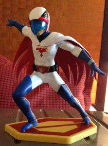 Mark from Gatchaman Action Figure