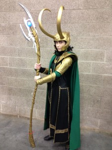 Loki looking good