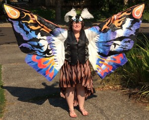 Mothra Cosplay Final Form