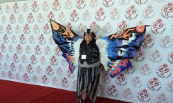 Mothra at Rose City Comic Con