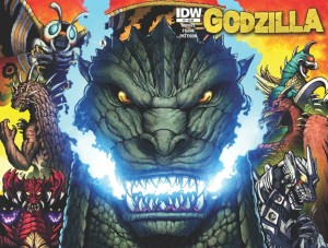 IDWs Godzilla