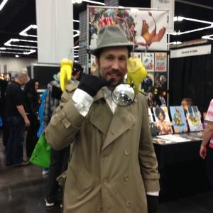 Inspector Gadget Portland Comic Con 2015