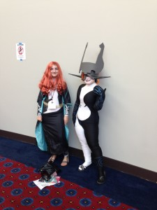 Midna with Cursed Midna RCCC 2014