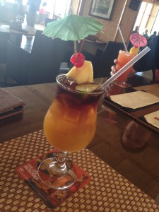Mai Tai with little Umbrella